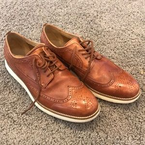 Cole Haan Tan dress shoes